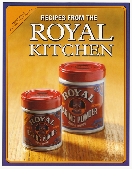 Recipes From The Royal Kitchen